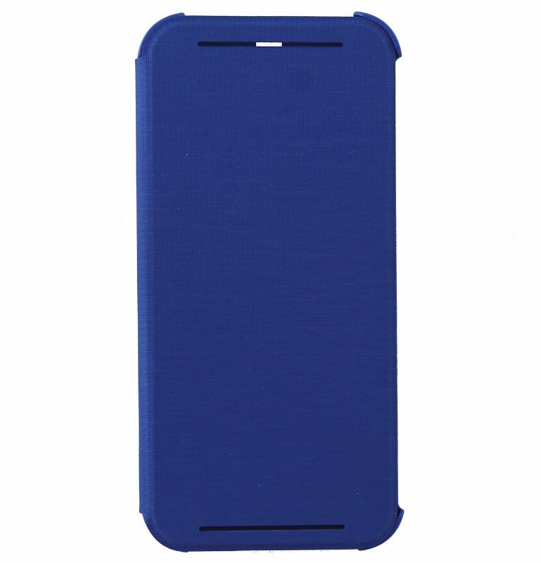 HTC Flip Case for HTC One M8 Blue - 99H11476-00