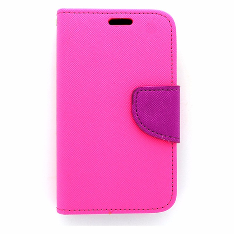 Flip Mobile Wallet Case for Unimax- Pink