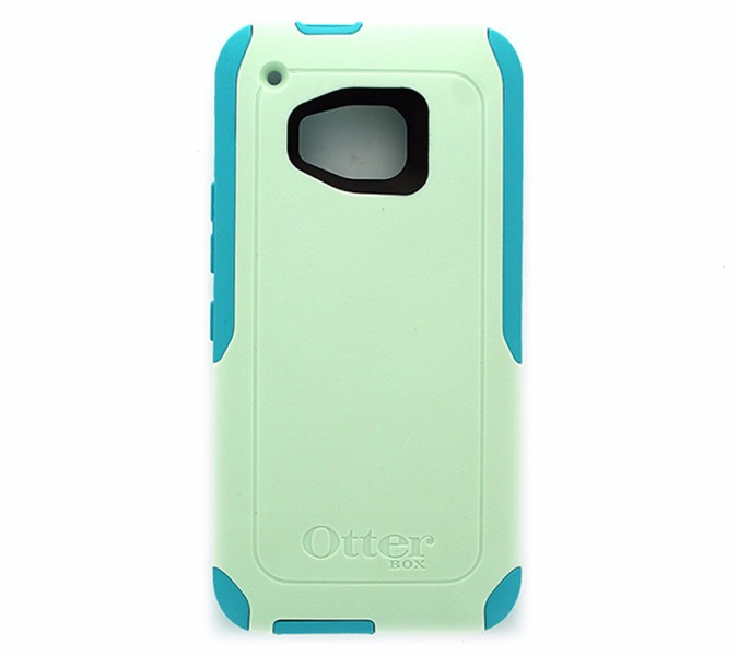 OtterBox Commuter Case for HTC One M9 - Cool Melon (Sage Green/Light Teal)