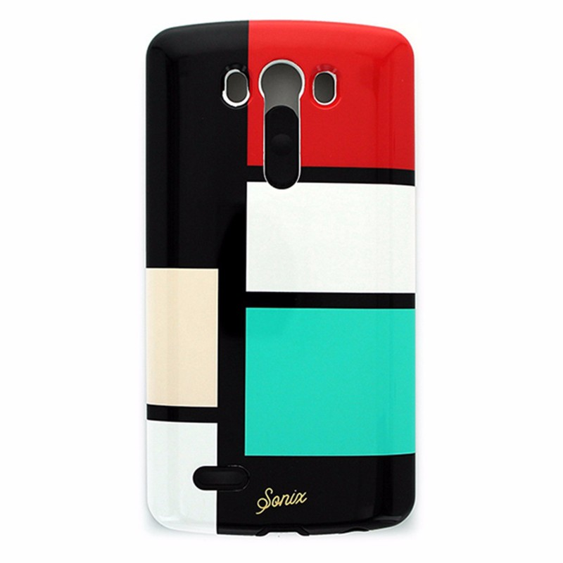 Sonix Inlay Case for LG G3 Multi Color