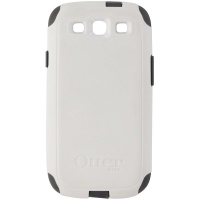 OtterBox Commuter Series Case for Samsung Galaxy S3 III - Glacier (White/Gray)
