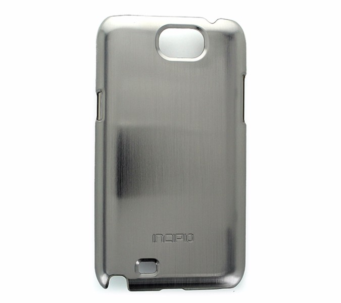 Incipio Feather Shine Hardshell Case for Samsung Galaxy Note2 - Dark Silver