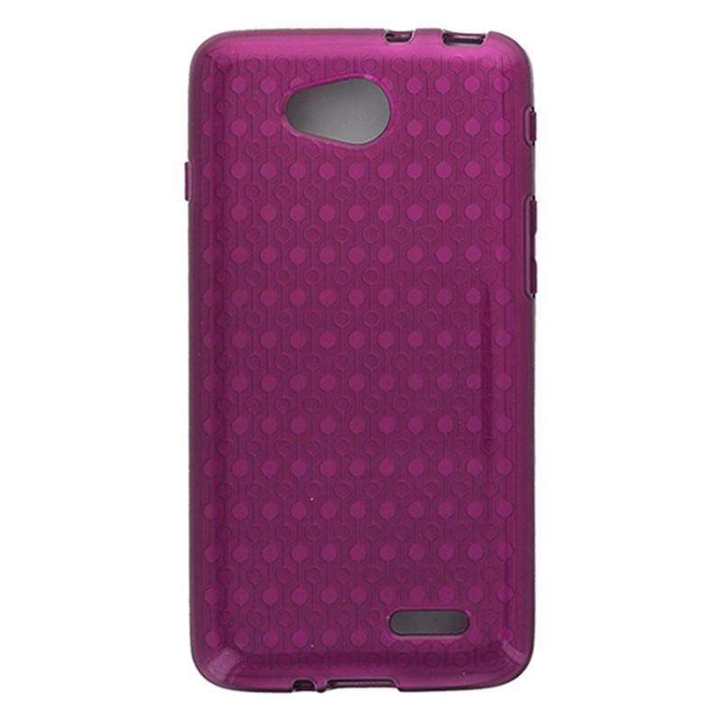 T-Mobile Flex Protective Cover for LG Optimus L90 Purple