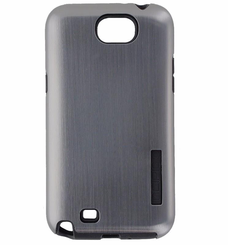 Incipio SA-326 DualPro Shine for Samsung Galaxy Note2 - Silver/Black