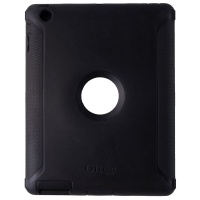 OtterBox Defender Case and Stand for Apple iPad 2, 3, and 4 - Black (77-18640)