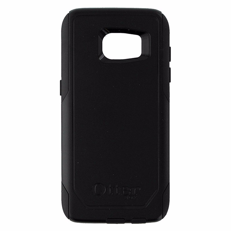 OtterBox Commuter Series Case for Samsung Galaxy S7 Edge Smartphone - Black