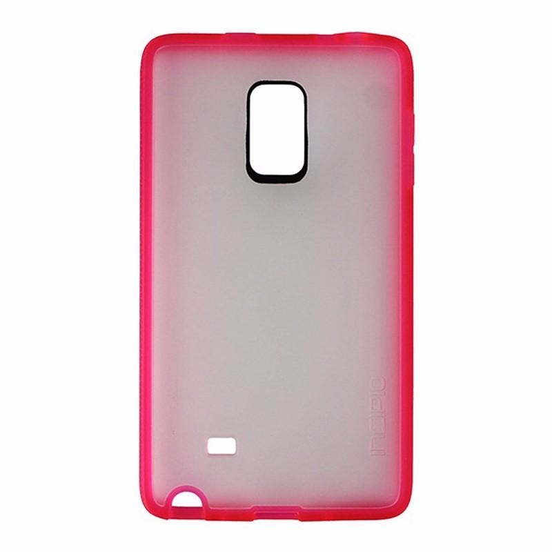 Incipio Octane Case for Samsung Galaxy Note Edge - Frost w/ Pink Trim
