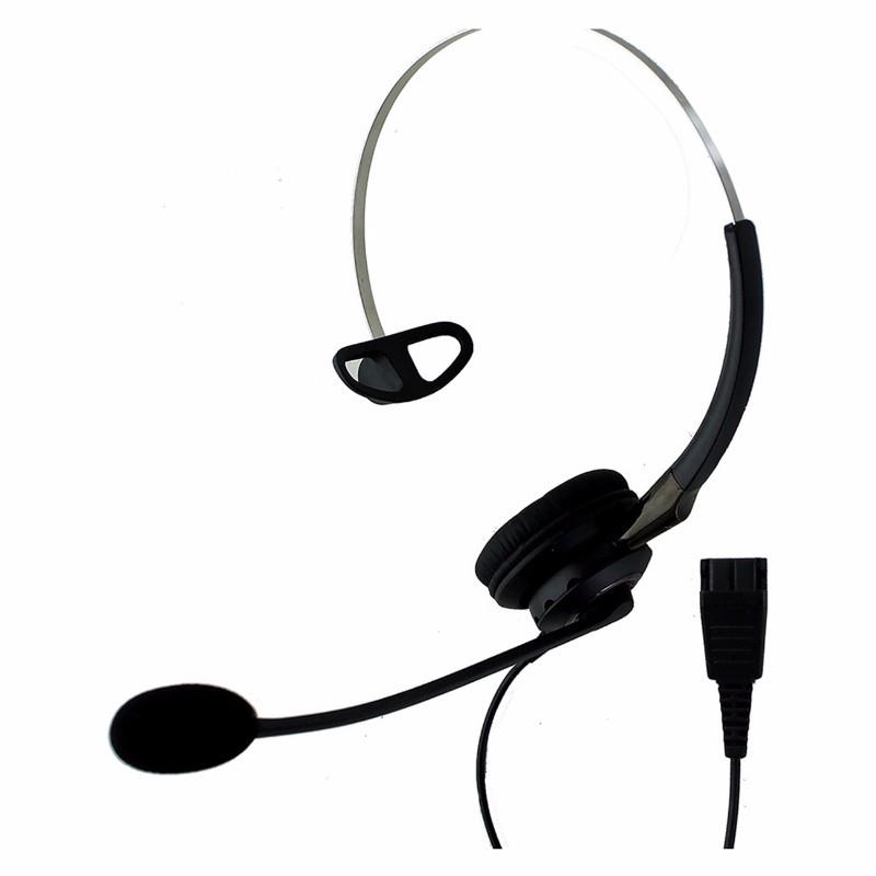 Jabra BIZ 2400 Mono Headband Telephone Headset Black