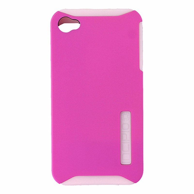Incipio SILICRYLIC Hard Shell Case for iPhone 4/4S - Pink