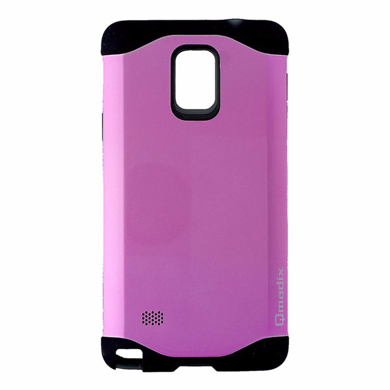 Qmadix X-Series Xtreme Cover Case for Samsung Galaxy Note4 - Purple