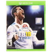 FIFA 2018 Soccer Video Game for Xbox One - Rated E for Everyone