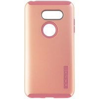 Incipio Dualpro Series Dual Layer Case for LG V30 and V30 Plus - Rose Gold/Pink