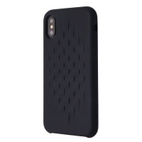 ARQ1 Impact Metric Series Phone Case for Apple iPhone Xs / X - Black