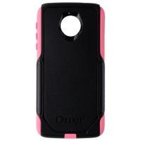 OtterBox Commuter Series Case for Motorola Z Droid - Black/Rosemarine Pink