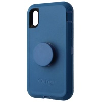 Otterbox + Pop Defender Series Phone Case for iPhone XR - Winter Shade (Teal)
