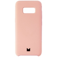 Modal Dual Layer Series Protective Case for Samsung Galaxy S8 - Matte Pink