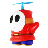 World of Nintendo 4 Inch Shy Guy with Propeller Action Figure