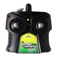 Jada R/C Hyper Chargers Radio Control Turbo Boost Controller - Black