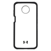 Under Armour Verge Series Case for Motorola Moto Z3 and Z3 Play - Clear/Gray