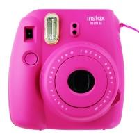 Fujifilm Instax Mini 8 Instant Film Camera - Hot Pink