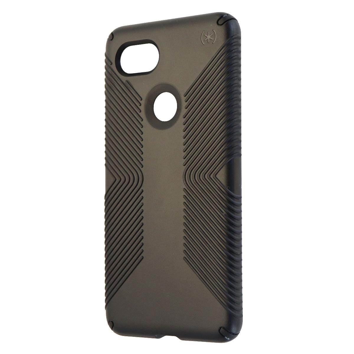 Speck Presidio Grip Series Protective Case Cover for Google Pixel 2 XL - Black