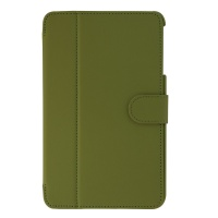 Verizon Folio Tablet Case w/ Magnetic Closure for the Ellipsis 8 Tablet - Green