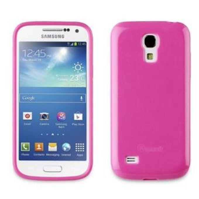 Muvit Minigel Case for Samsung Galaxy S4 IV mini - Pink