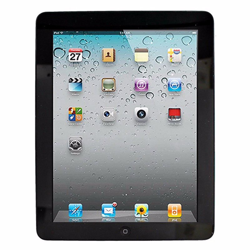 Apple iPad 9.7-inch (1st Gen) Tablet A1219 MB292LL/A (Wi-Fi Only) - 16GB/Black