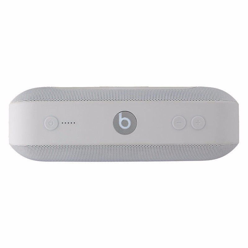 Beats by Dr. Dre Pill+ (Plus Model) Bluetooth Wireless Speaker (A1680) - White