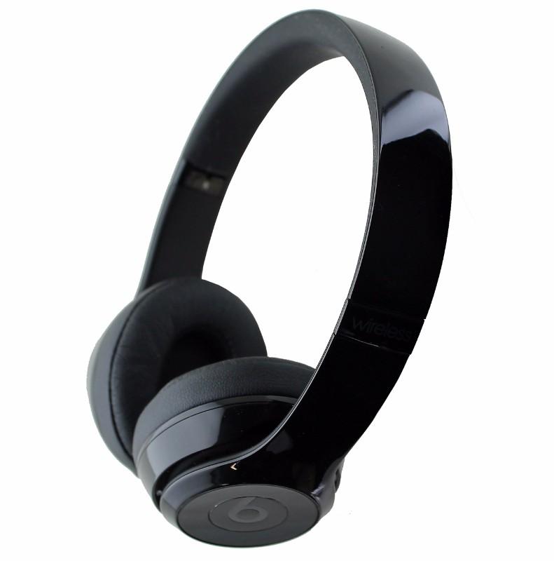 Beats by Dr. Dre Solo3 Wireless On-Ear Headphones MNEN2LL/A - Gloss Black