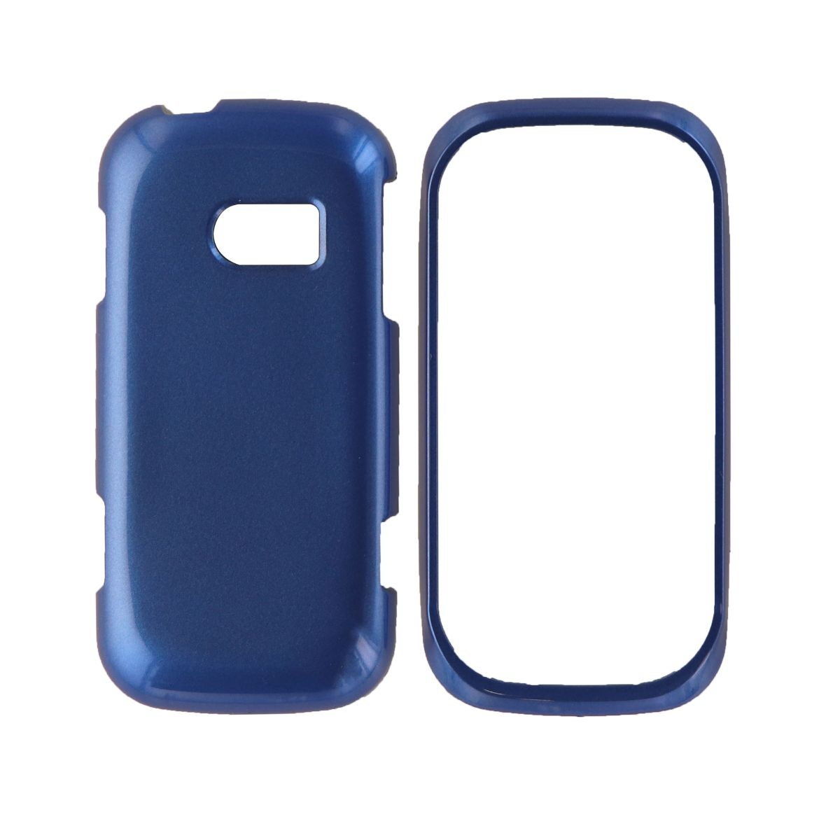 Verizon Snap on Hard Cover for LG Extravert 2 - Metallic Blue