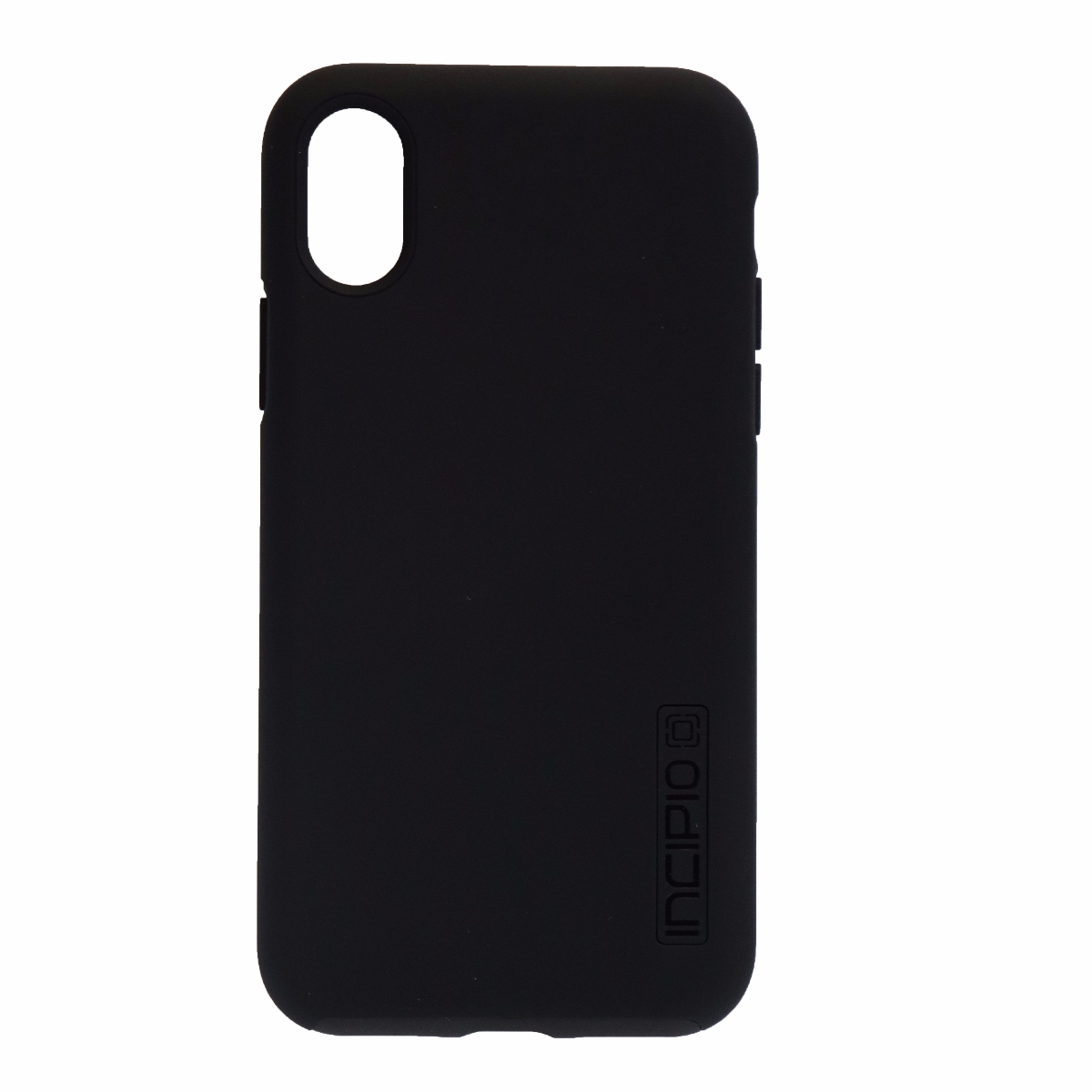 Incipio DualPro Series Dual Layer Case Cover for Apple iPhone X 10 - Matte Black