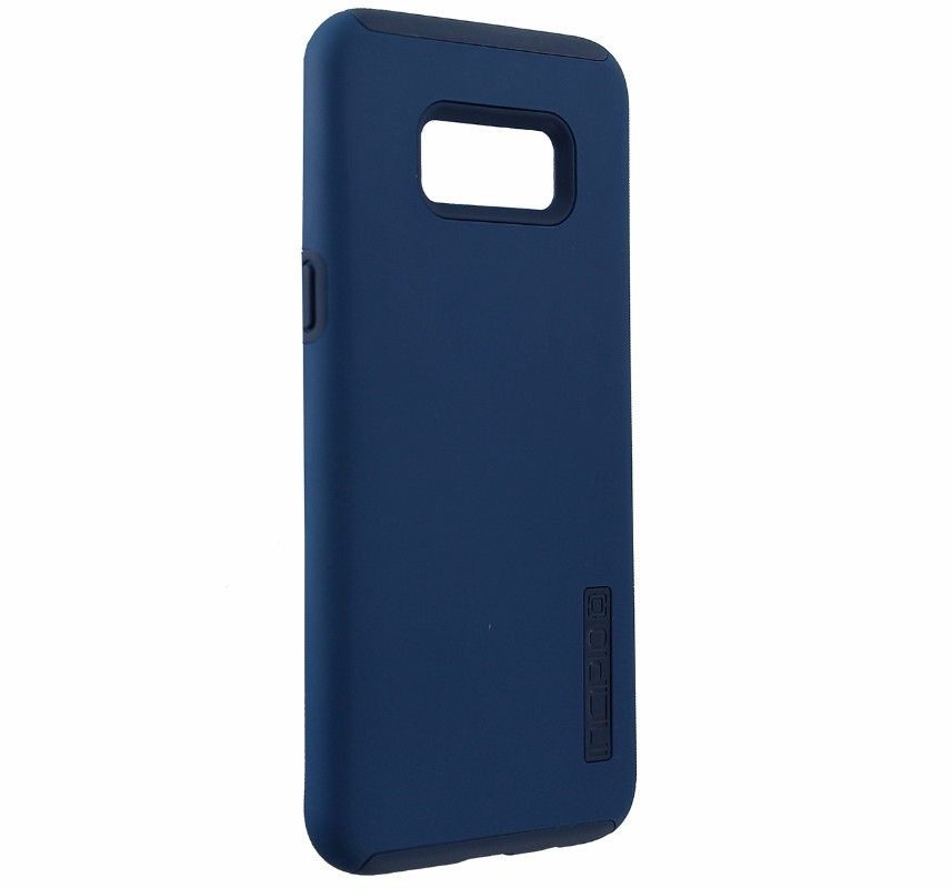 Incipio DualPro Dual Layer Case Cover for Samsung Galaxy S8+ (Plus) - Navy Blue