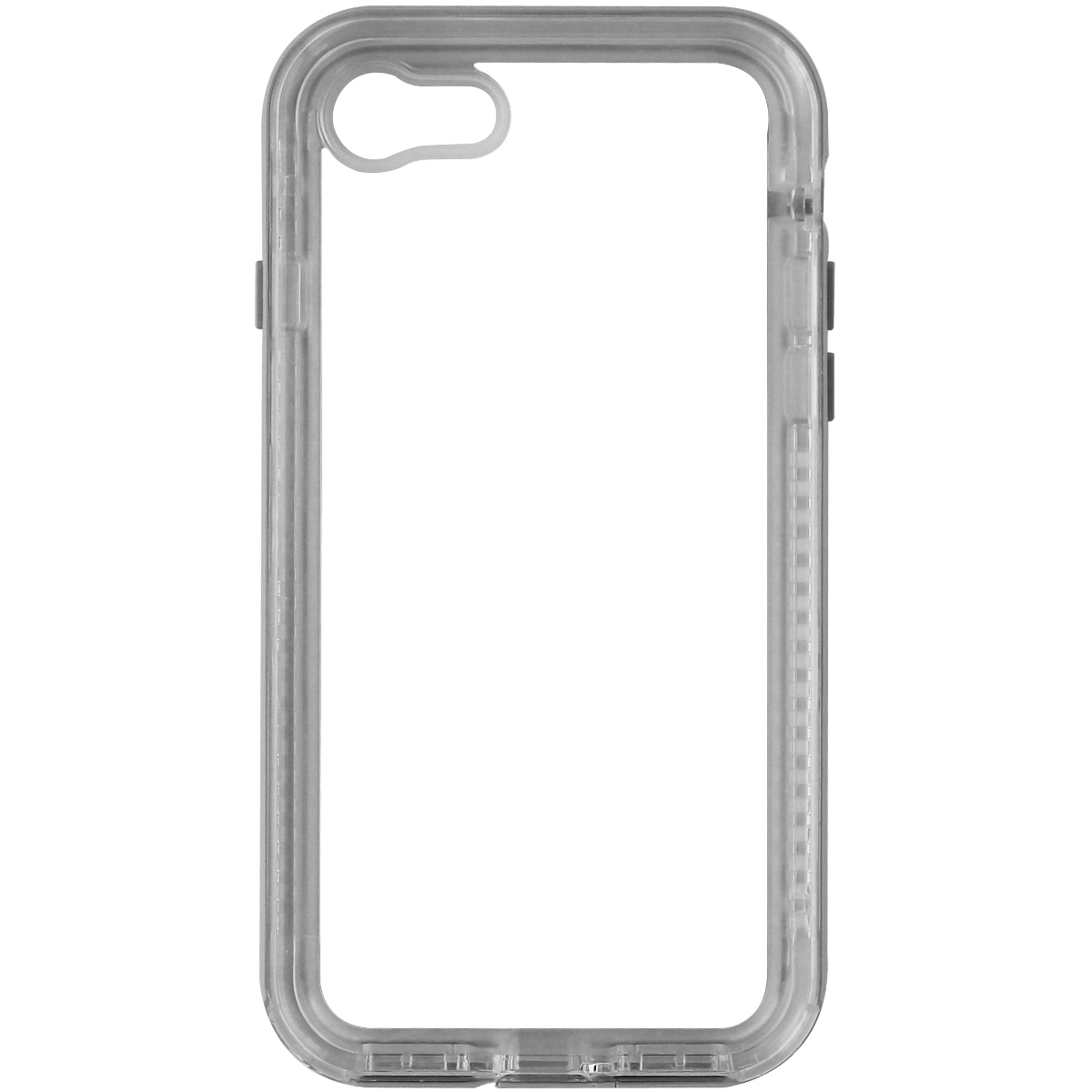 LifeProof NEXT Series Protective Case for Apple iPhone 8 / 7 - Clear/Gray