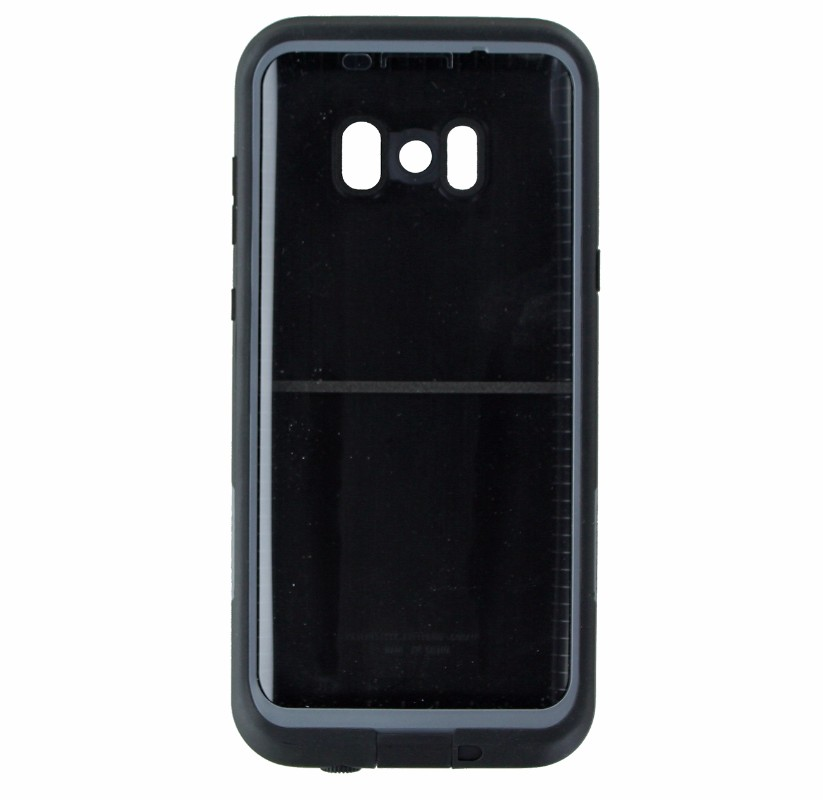 LifeProof FRE Waterproof Case Cover for Samsung Galaxy S8+ Plus - Black/Gray