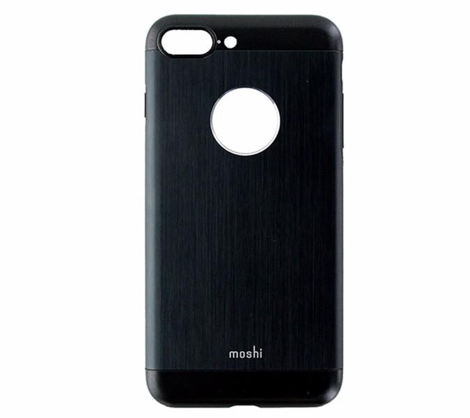 Moshi Armour Series Hybrid Aluminum Case for iPhone 7 Plus - Black