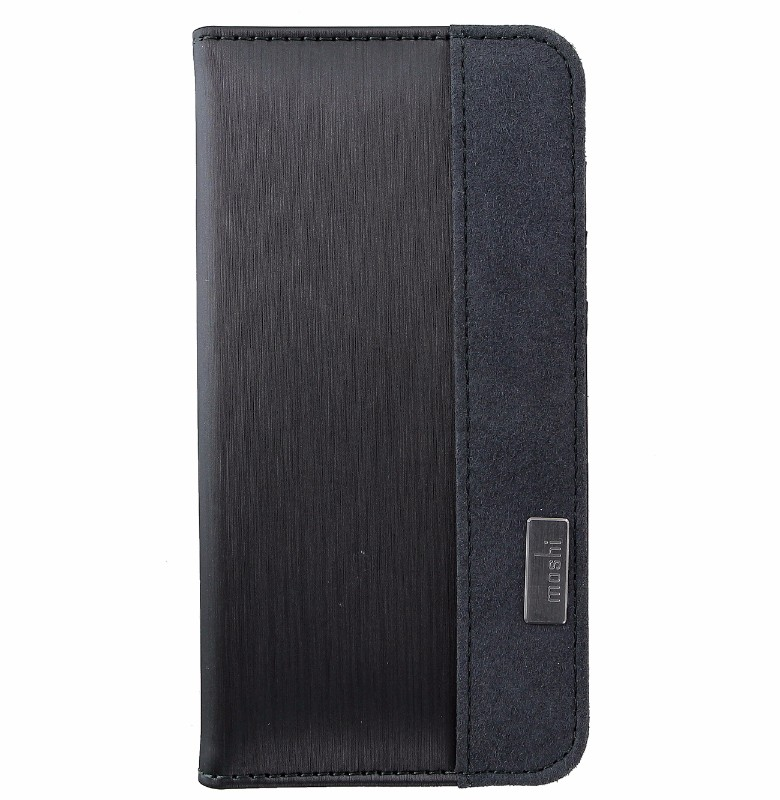 MOSHI Overture Premium Wallet Phone Case Cover For iPhone 6s 6 - Black