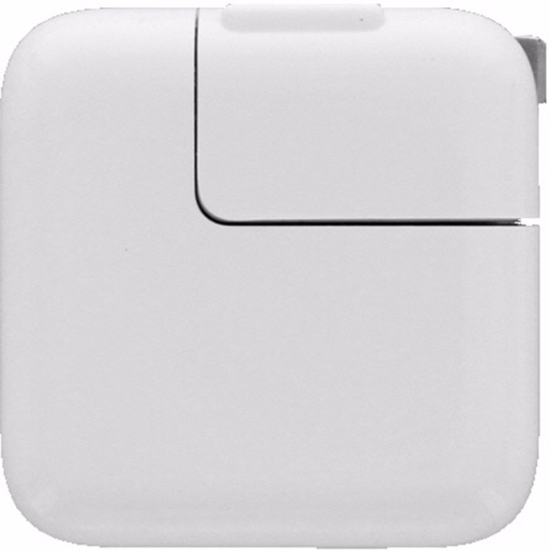 Apple 12W Single USB Wall Charger Power Adapter - White (MD836LL/A)
