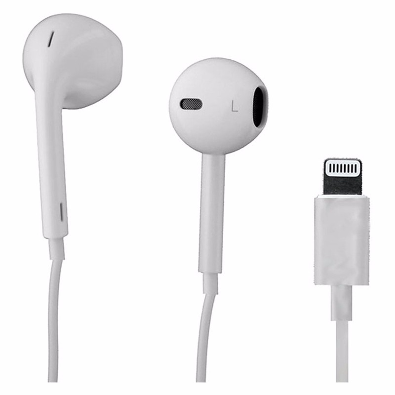 Apple Earpod Headphones with Lightning Connector for iPhone X / 8 / 7 MMTN2AM/A