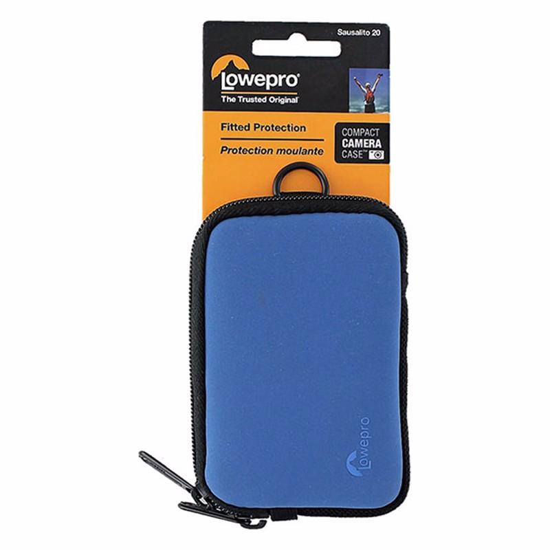 Lowepro Sausalito 20 Compact Camera Case - Blue