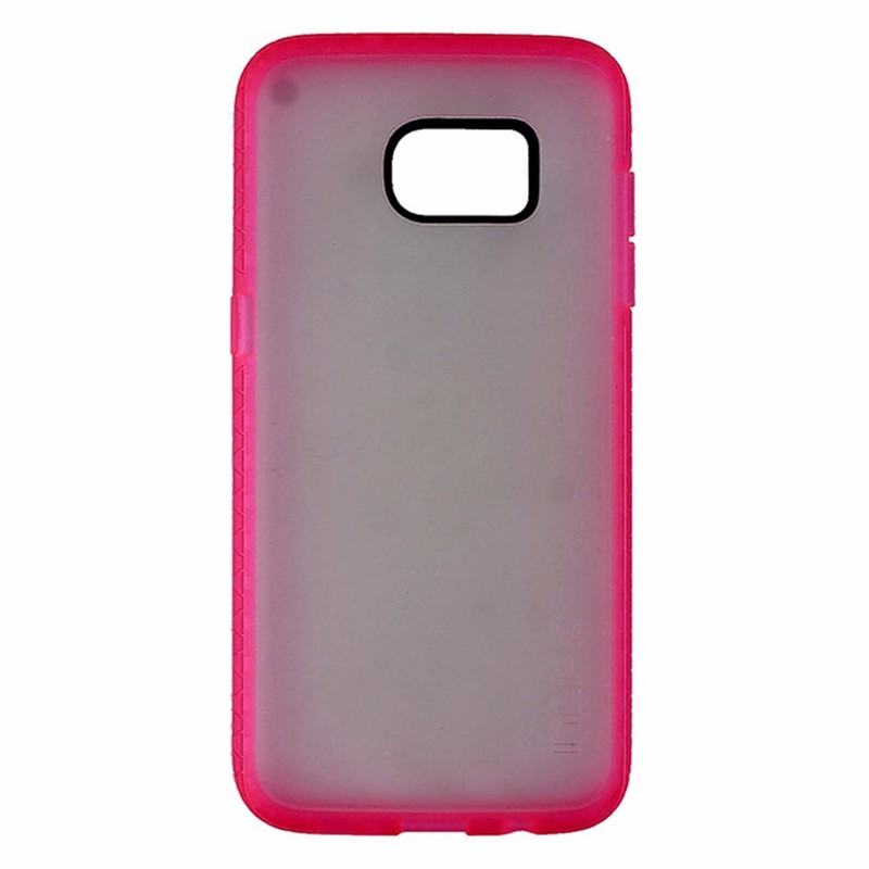 Incipio Octane Impact Case for Samsung Galaxy S7 Edge - Clear Ghost and Pink