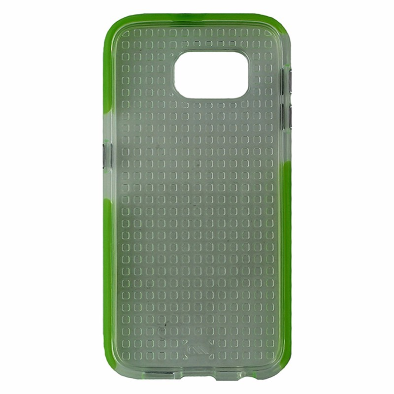 Case-Mate Tough Air Case for Samsung Galaxy S6 - Clear/Green