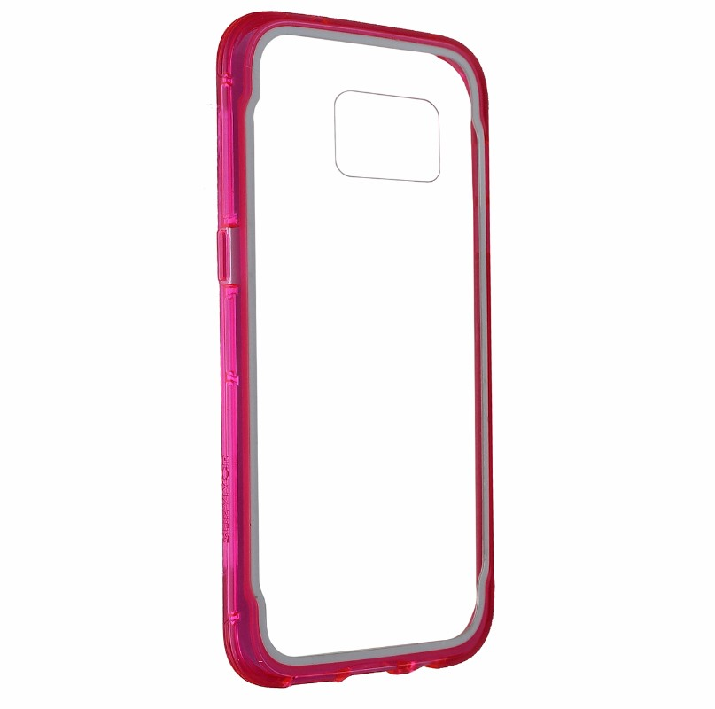 Griffin Cell Case for Samsung Galaxy S7 Edge - Pink/White/Clear