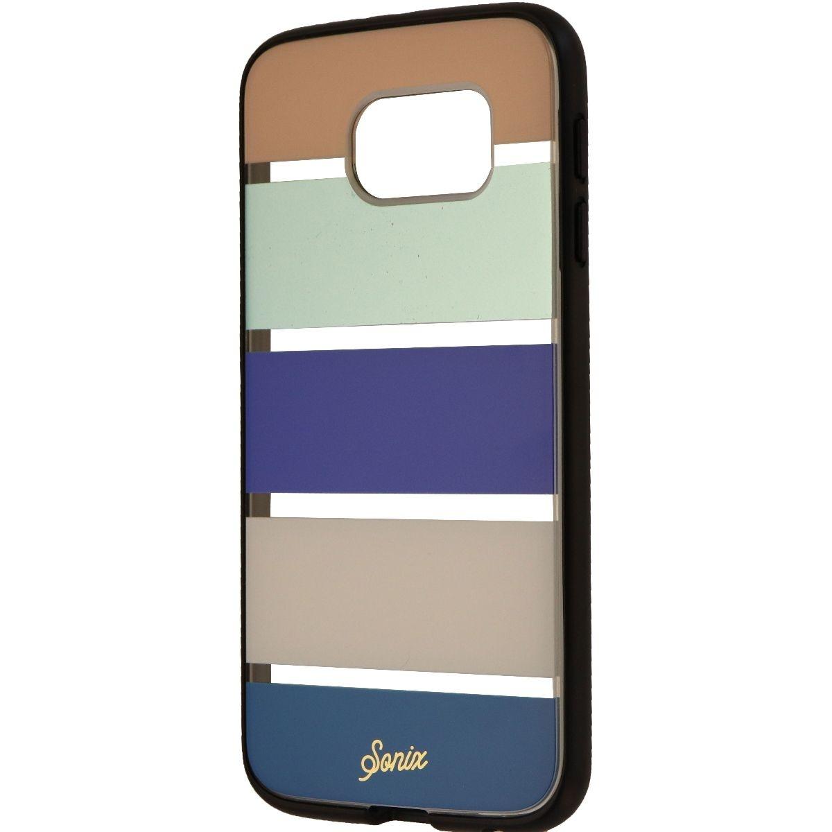 low priced d8402 07e52 Sonix Clear Coat Case for Samsung Galaxy S6 - Bondi Stripe