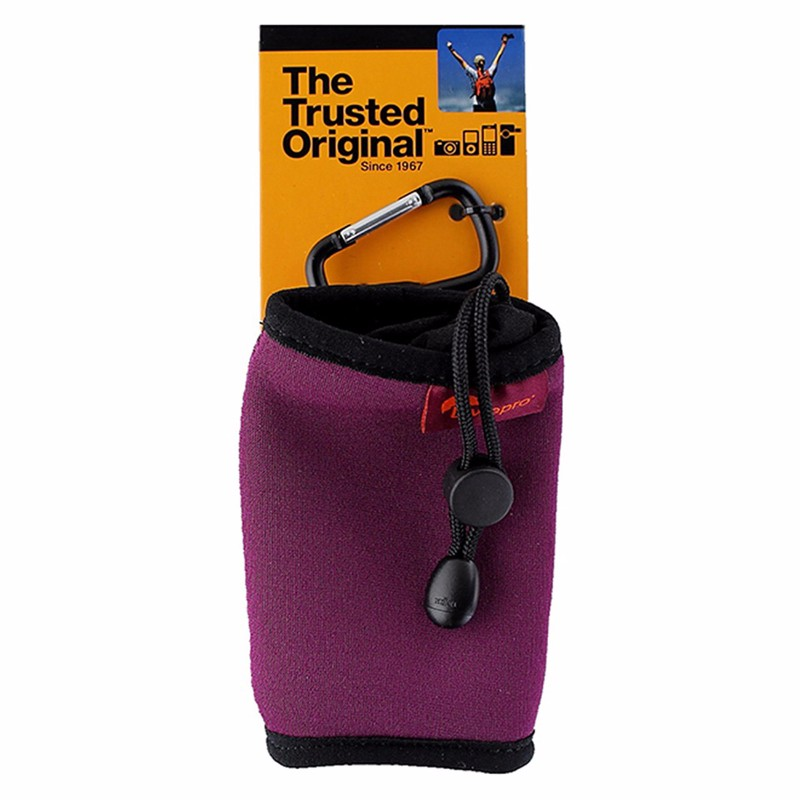 Lowepro Hipshot 20 Universal Case for Hand Held Devices - Purple / Cherry