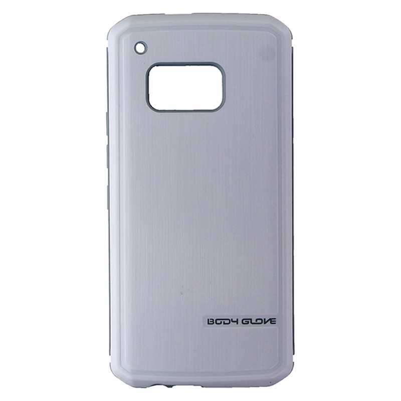 Body Glove Fusion Pro Hardshell case for HTC One M9 - White and Gray