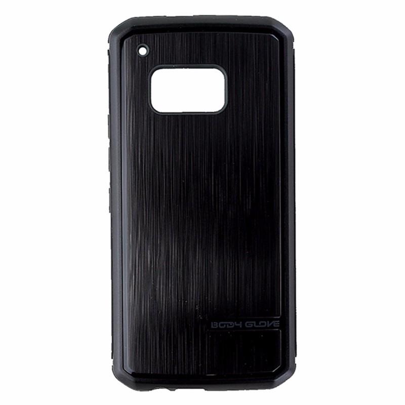 Body Glove Fusion Pro Shell Case for HTC One M9 - Black / Dark Gray