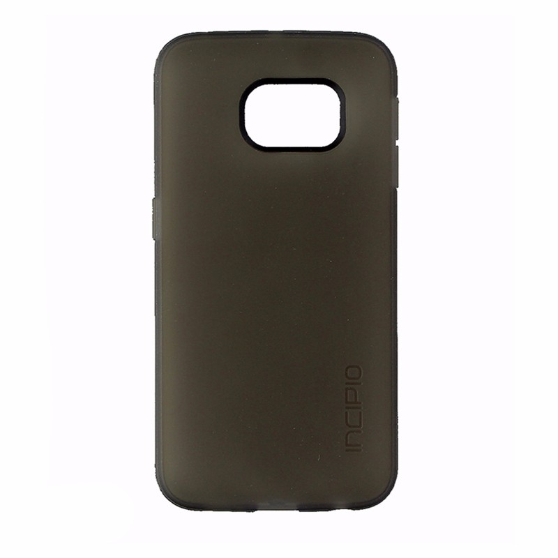 Incipio NGP Impact Case for Samsung Galaxy S6 Edge - Smoke / Transparent Gray