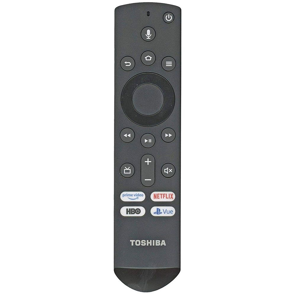 OEM Remote - Toshiba CT-RC1US-19 for Select Toshiba and Insignia TVs