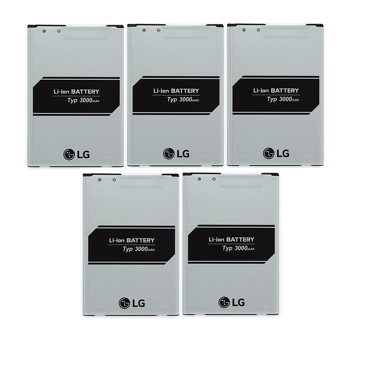 KIT 5x LG BL-51YF 2900 mAh Replacement Battery for LG G4